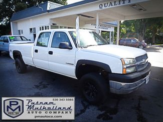 2003 Chevrolet Silverado 2500HD in Chico, CA 95928