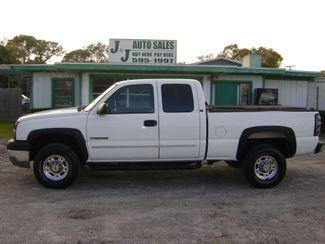 2003 Chevrolet Silverado 2500HD EXT CAB in Fort Pierce, FL