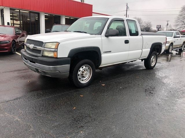 2003 Chevrolet Silverado 2500HD HEAVY DUTY