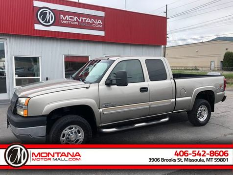2003 Chevrolet Silverado 2500HD LS in