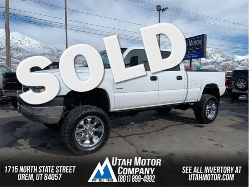 2003 Chevrolet Silverado 2500HD LS | Orem, Utah | Utah Motor Company in Orem Utah