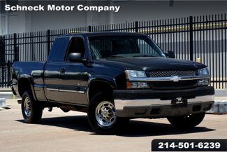 2003 Chevrolet Silverado 2500HD LS in Plano, TX 75093