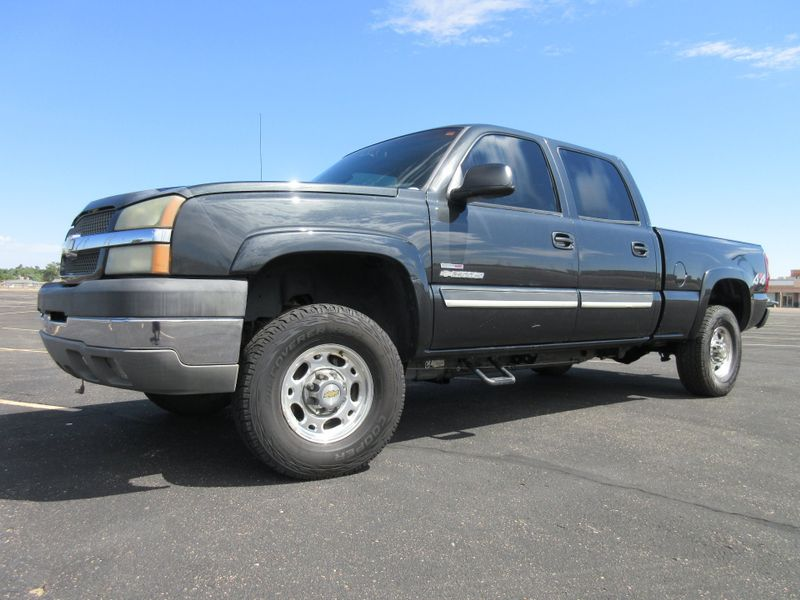 2003 Chevrolet Silverado 2500HD 4X4 LS Duramax Diesel  Fultons Used Cars Inc  in , Colorado