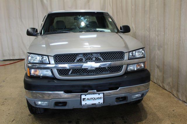 2003 Chevrolet Silverado 2500HD 4x4 LS in Roscoe, IL 61073