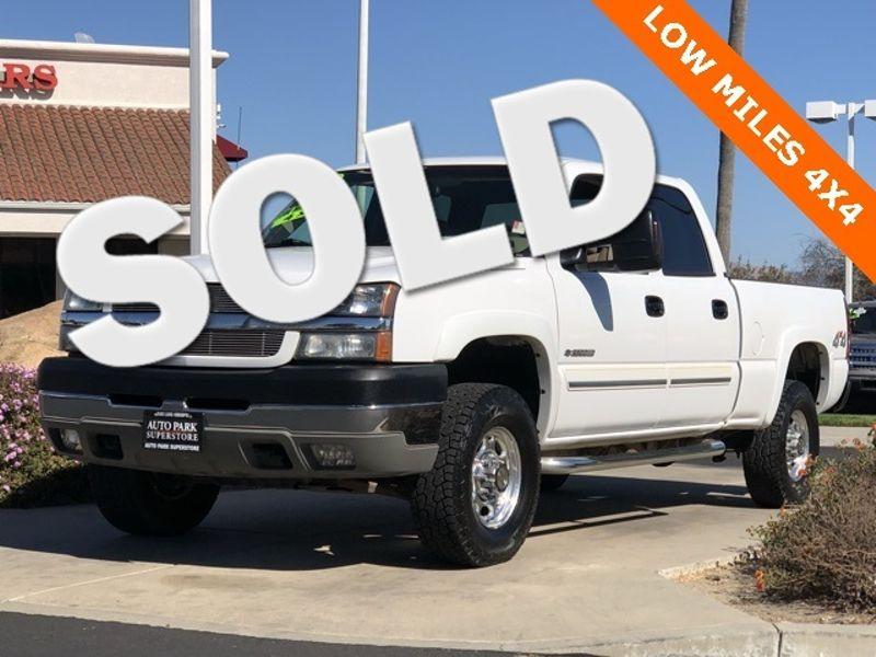 2003 Chevrolet Silverado 2500HD LT   San Luis Obispo, CA   Auto Park Sales & Service in San Luis Obispo CA