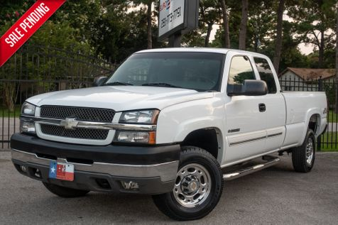 2003 Chevrolet Silverado 2500HD LS in , Texas