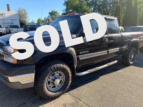 2003 Chevrolet Silverado 2500HD LS in West Springfield, MA