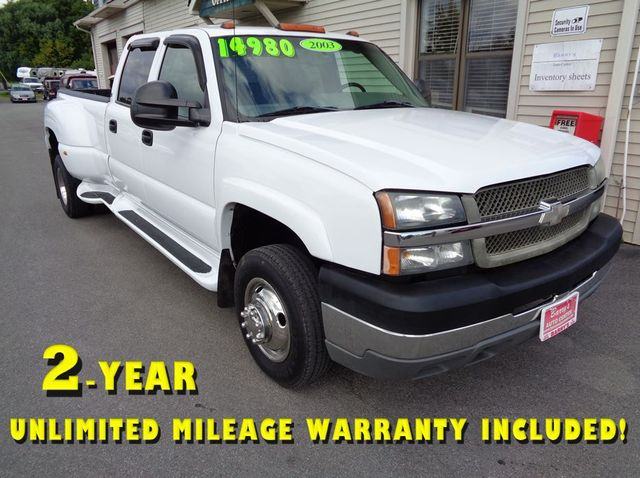 2003 Chevrolet Silverado 3500 LS in Brockport NY, 14420