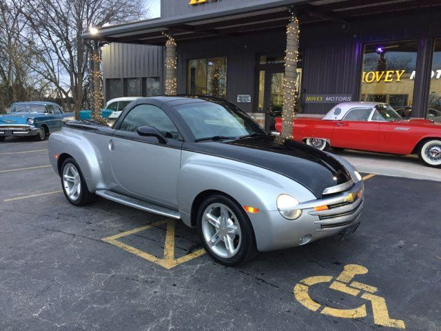 2003 Chevrolet SSR Convertible LS in Boerne, Texas 78006