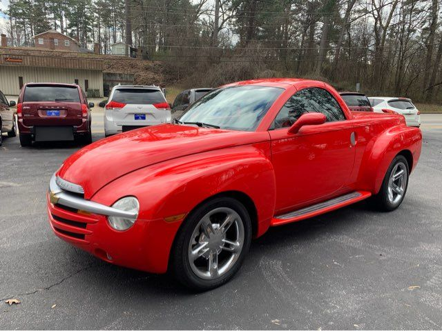 2003 Chevrolet SSR LS Dallas, Georgia 1