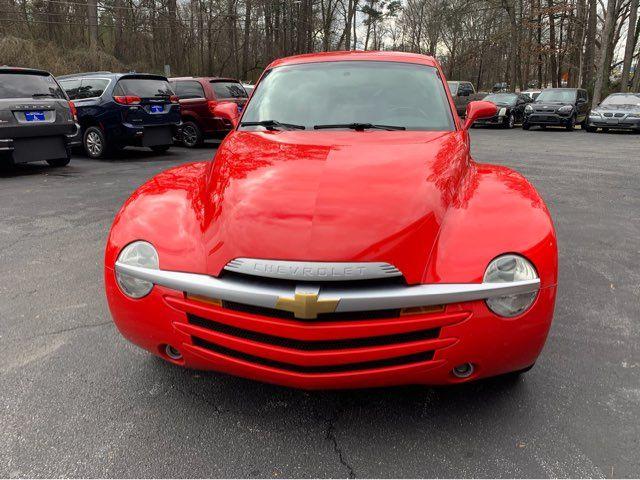 2003 Chevrolet SSR LS Dallas, Georgia 2