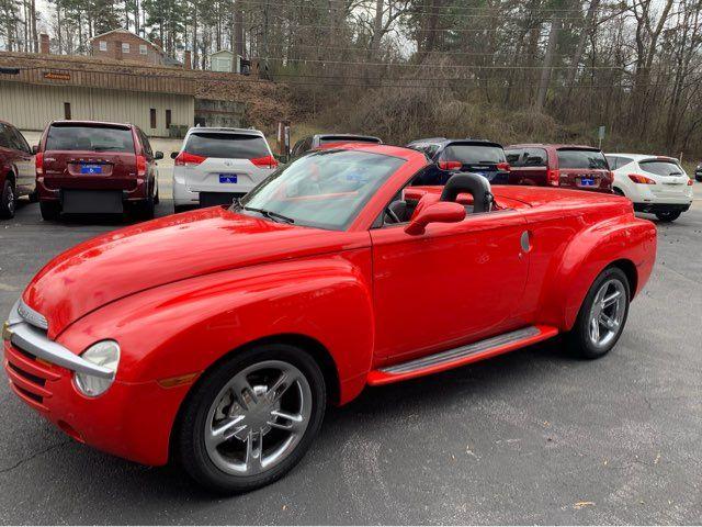 2003 Chevrolet SSR LS Dallas, Georgia 16