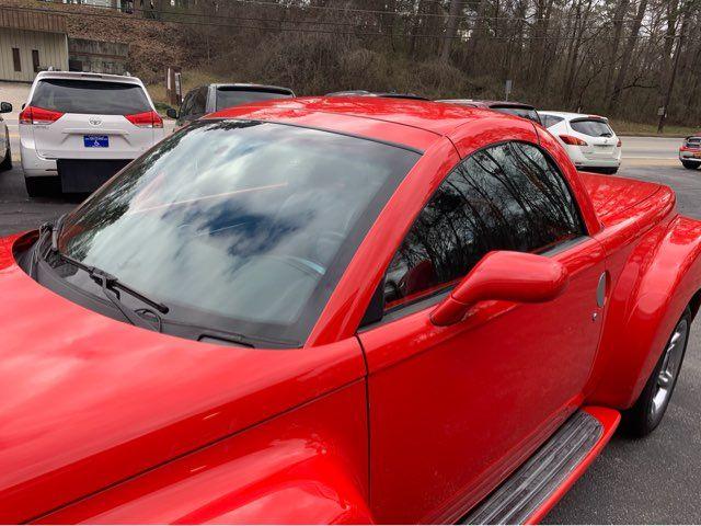 2003 Chevrolet SSR LS Dallas, Georgia 10