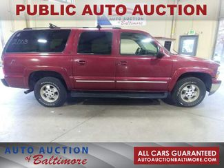 2003 Chevrolet Suburban LT | JOPPA, MD | Auto Auction of Baltimore  in Joppa MD