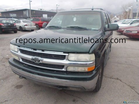 2003 Chevrolet Suburban LT in Salt Lake City, UT