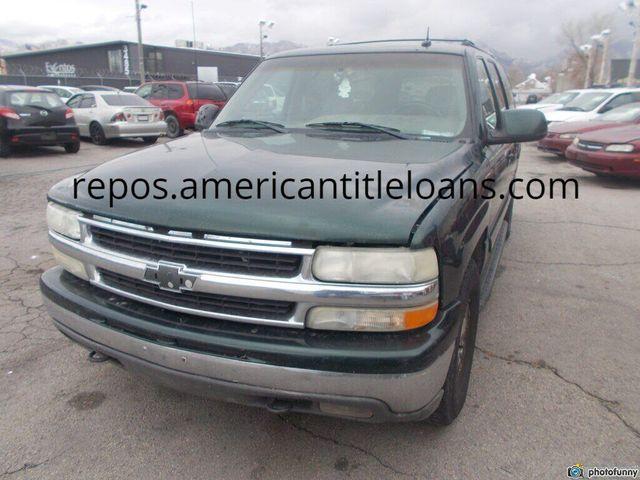 2003 Chevrolet Suburban LT Salt Lake City, UT