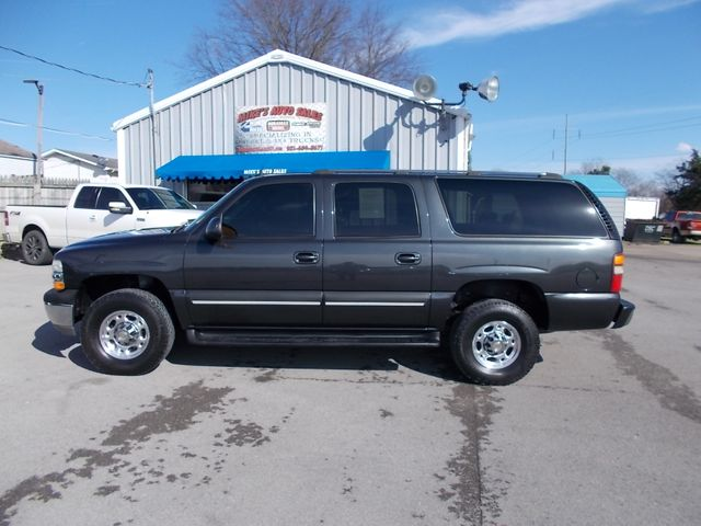 2003 Chevrolet Suburban LT Shelbyville, TN 4