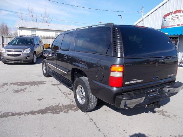 2003 Chevrolet Suburban LT Shelbyville, TN 5
