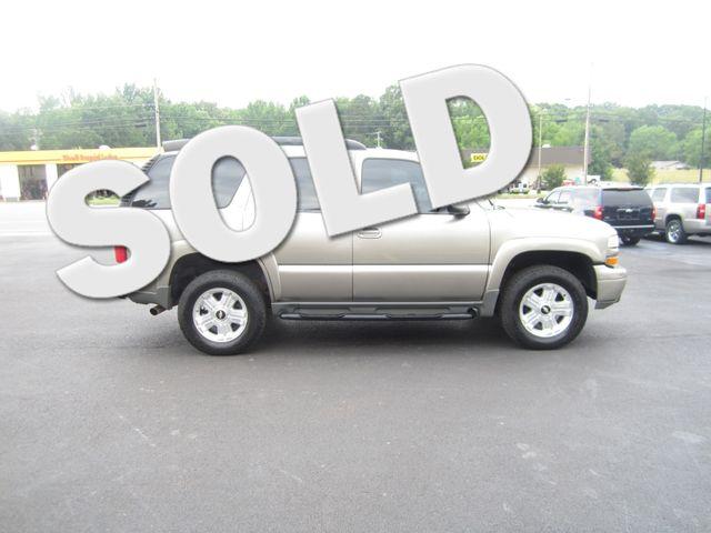 2003 Chevrolet Tahoe Z71 Batesville, Mississippi