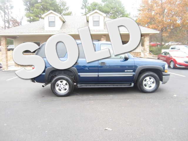 2003 Chevrolet Tahoe LS Batesville, Mississippi