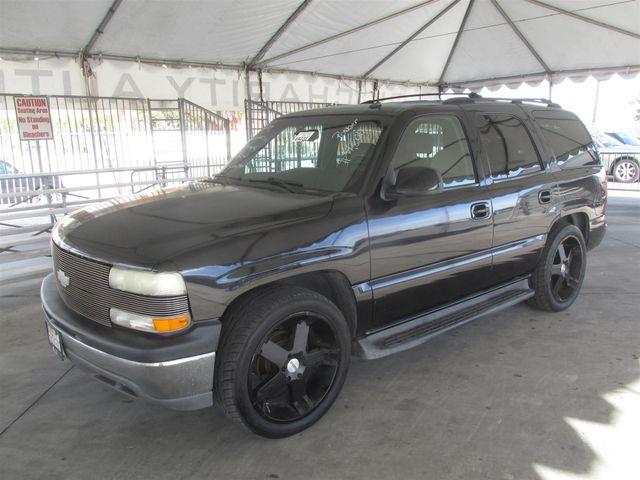 2003 Chevrolet Tahoe LT Gardena, California