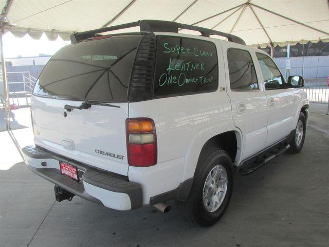2003 Chevrolet Tahoe Z71 Gardena, California 2