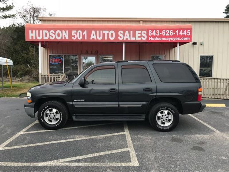 2003 Chevrolet Tahoe LS | Myrtle Beach, South Carolina | Hudson Auto Sales in Myrtle Beach South Carolina