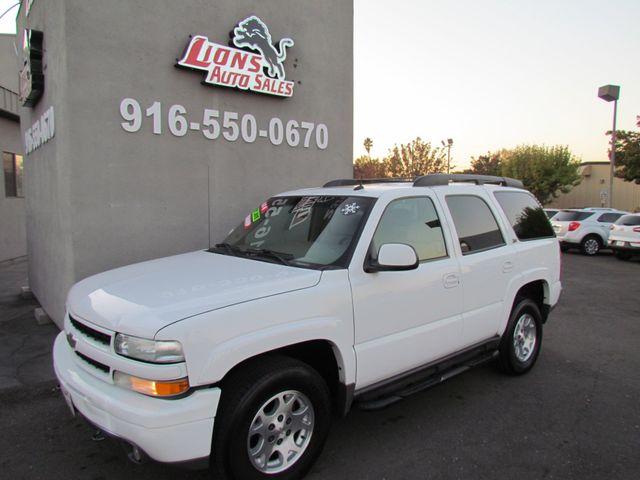 2003 Chevrolet Tahoe Z71 4 x 4
