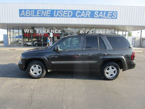 2003 Chevrolet TrailBlazer LS in Abilene, TX