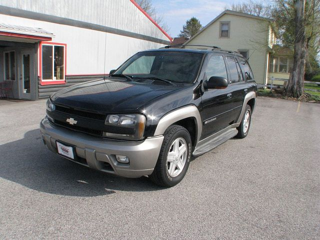 2003 Chevrolet TrailBlazer LTZ in Coal Valley, IL 61240