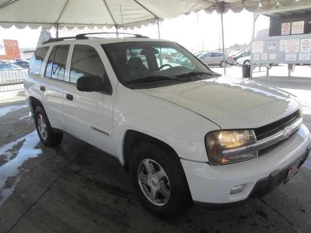 2003 Chevrolet TrailBlazer LT Gardena, California 3