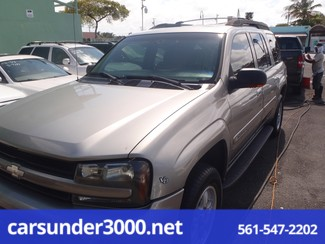 2003 Chevrolet TrailBlazer EXT LT Lake Worth , Florida 1