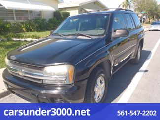 2003 Chevrolet TrailBlazer LS Lake Worth , Florida