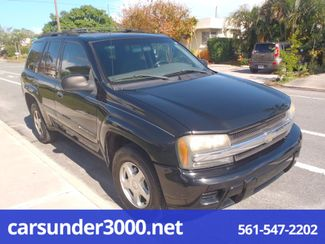 2003 Chevrolet TrailBlazer LS Lake Worth , Florida 1