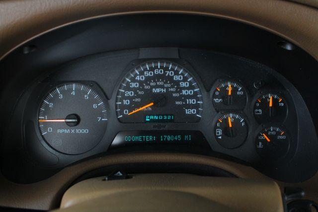 2003 Chevrolet TrailBlazer LTZ RWD - SUNROOF - HEATED LEATHER - BFG TIRES! Mooresville , NC 7
