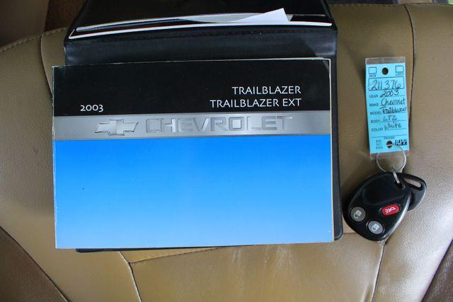 2003 Chevrolet TrailBlazer LTZ RWD - SUNROOF - HEATED LEATHER - BFG TIRES! Mooresville , NC 17