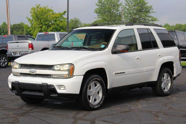 2003 Chevrolet TrailBlazer LTZ RWD - SUNROOF - HEATED LEATHER - BFG TIRES! Mooresville , NC 21