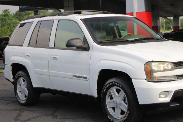 2003 Chevrolet TrailBlazer LTZ RWD - SUNROOF - HEATED LEATHER - BFG TIRES! Mooresville , NC 24