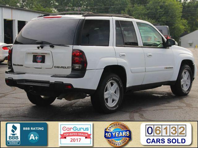 2003 Chevrolet TrailBlazer LTZ RWD - SUNROOF - HEATED LEATHER - BFG TIRES! Mooresville , NC 2