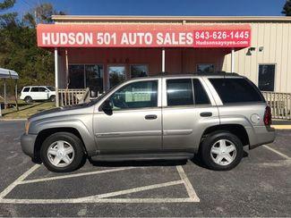 2003 Chevrolet TrailBlazer LT | Myrtle Beach, South Carolina | Hudson Auto Sales in Myrtle Beach South Carolina