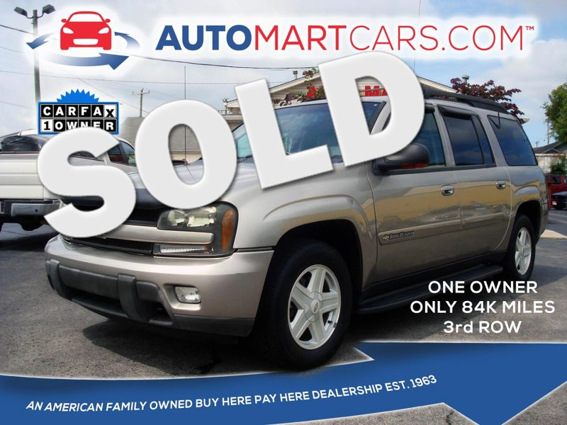 2003 Chevrolet TrailBlazer EXT LT   Nashville, Tennessee   Auto Mart Used Cars Inc. in Nashville Tennessee