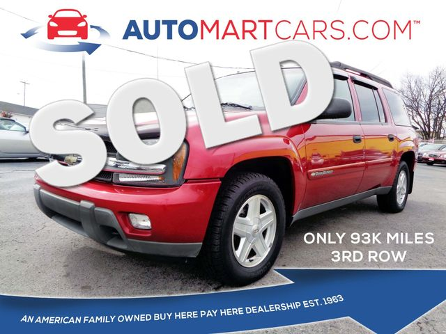 2003 Chevrolet TrailBlazer EXT LT | Nashville, Tennessee | Auto Mart Used Cars Inc. in Nashville Tennessee