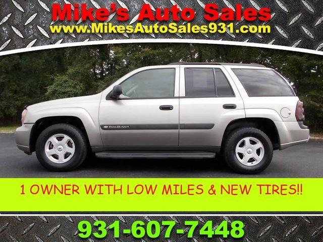 2003 Chevrolet TrailBlazer LS Shelbyville, TN