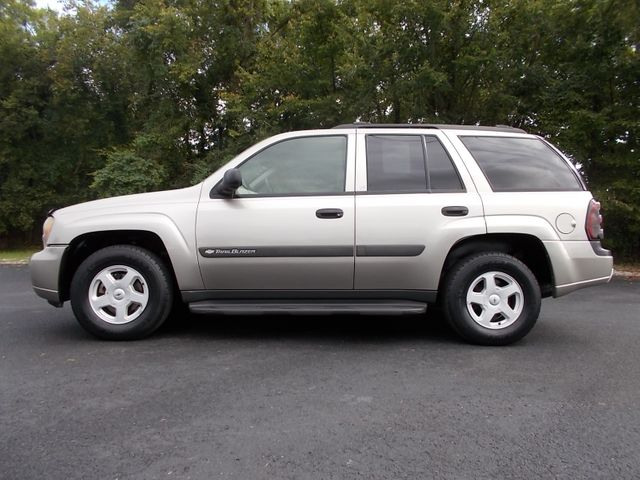 2003 Chevrolet TrailBlazer LS Shelbyville, TN 1