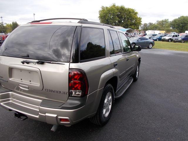 2003 Chevrolet TrailBlazer LS Shelbyville, TN 11