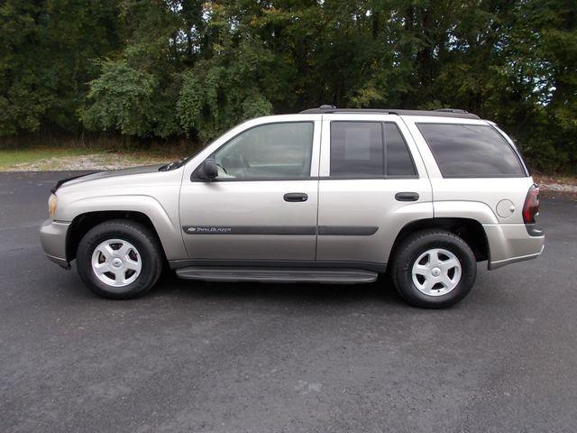 2003 Chevrolet TrailBlazer LS Shelbyville, TN 2