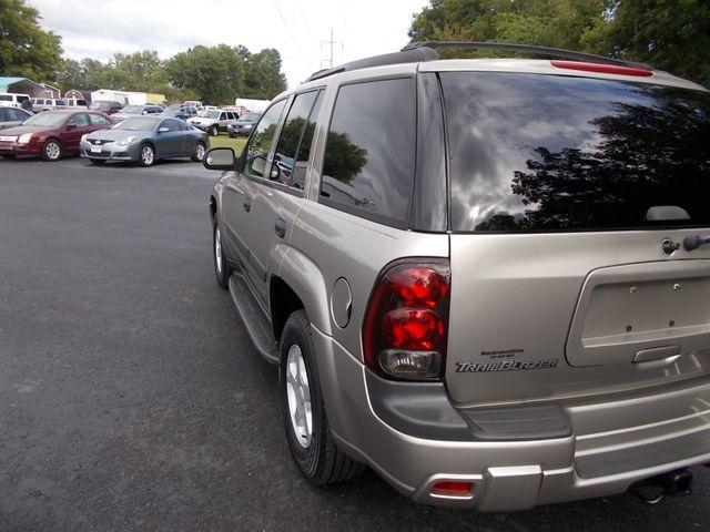 2003 Chevrolet TrailBlazer LS Shelbyville, TN 3