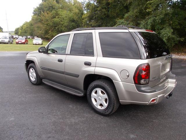2003 Chevrolet TrailBlazer LS Shelbyville, TN 4