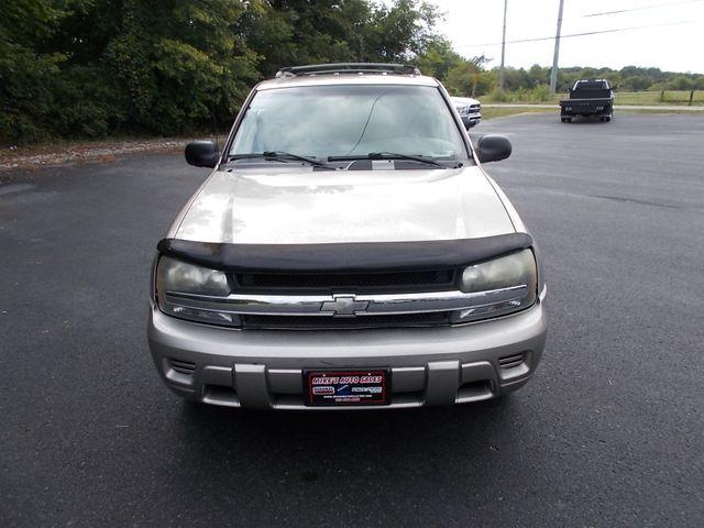 2003 Chevrolet TrailBlazer LS Shelbyville, TN 7
