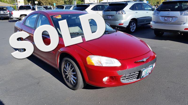 2003 Chrysler Sebring LXi | Ashland, OR | Ashland Motor Company in Ashland OR